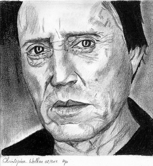 Christopher Walken by patrick